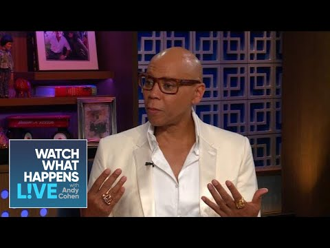 Does RuPaul Have A Favorite Drag Queen? | WWHL