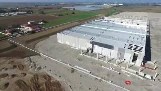 Nuovo polo logistico di ITALTRANS. PLASMACEM