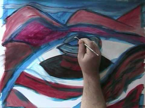Time Lapse Painting Video #9 : The Chancellor - by...