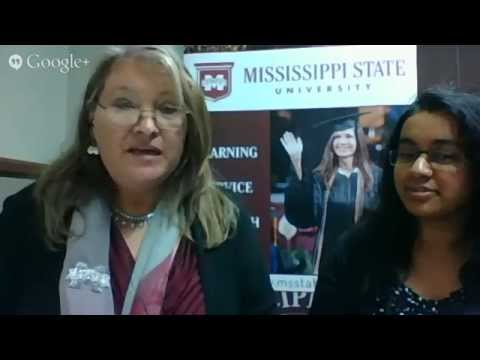 Mississippi State University Hangout and Info Session