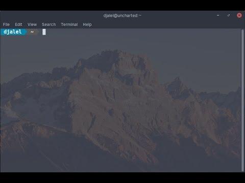 Setup Powerline Shell Prompt (bash) on Solus