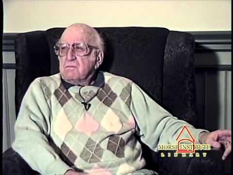 Berman World War II veteran Military Intelligence Natick Veterans Oral History Project