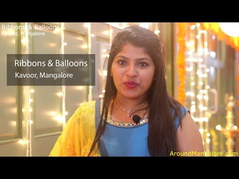 0 - Ribbons & Balloons - Kavoor