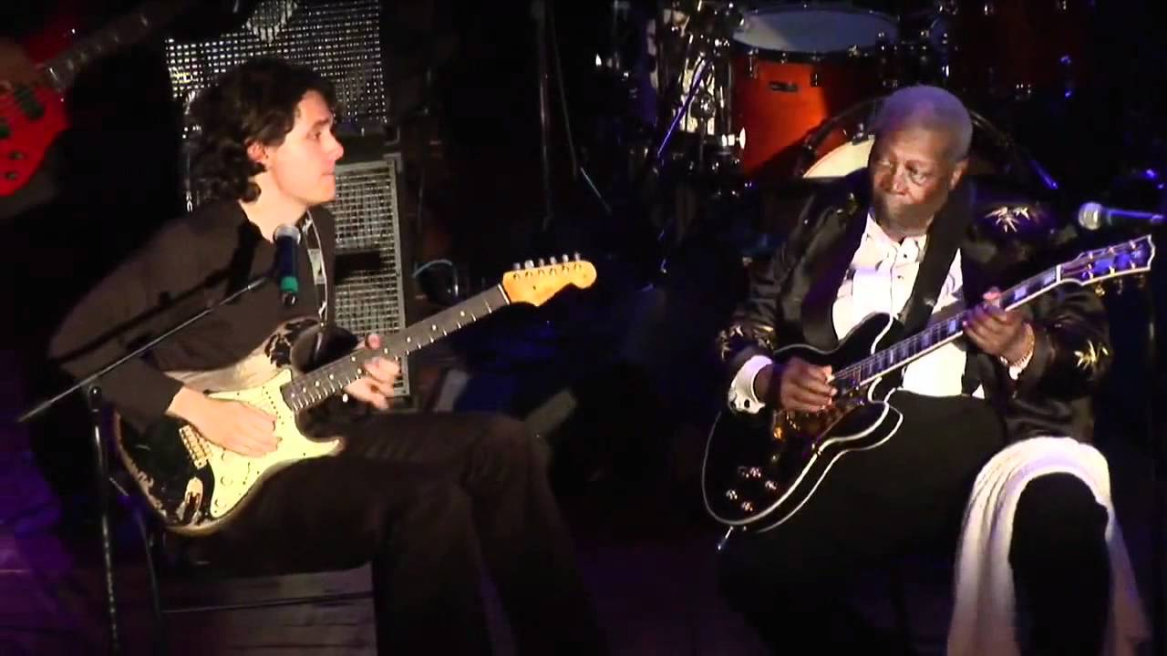 bb king feat john mayer hd live at guitar center 39 s king of the blues youtube. Black Bedroom Furniture Sets. Home Design Ideas