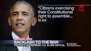 #Trump Travel Ban Part 5: Obama & Other World Leaders Oppose Travel Ban