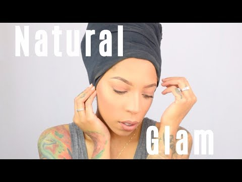 How To Natural Full Face Glam   Everyday Makeup Tutorial