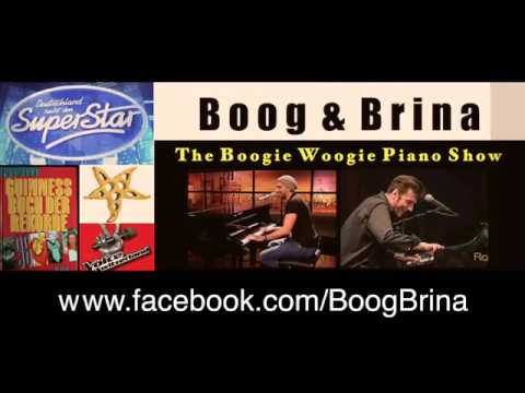 ROCKING BOOGIE PARTY MIX - Boog & Brina (Country Music Festival, Zurich)