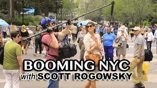 Booming NYC: Recording Strangers