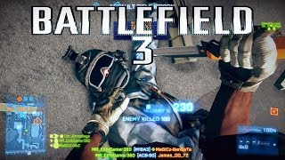 Battlefield 3 in 2018 (PS3 gameplay)