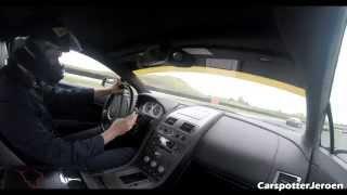 Aston Martin V8 Vantage N400 Videos