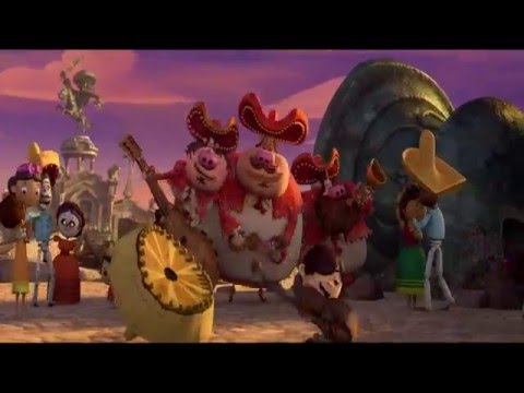 The Book Of Life -[End] -No Matter Where You Are (VideoClip HD)
