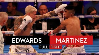 CONTROVERSIAL! Charlie Edwards & Julio Cesar Martinez's bout ends in a no contest | FULL FIGHT
