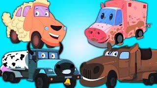 Звуковая песня животных | узнать животных |  Animal Sound Song | Kids Rhyme | Educational Song
