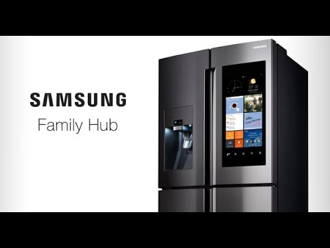 Samsung Family Hub Review >> Samsung Family Hub Refrigerator Review By A Clever 7 Year Old