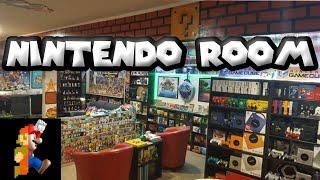 THE Nintendo Room Tour 2019