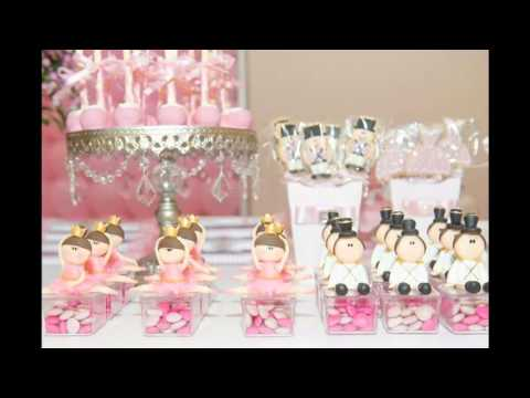 Fascinating Ballerina party decorations ideas