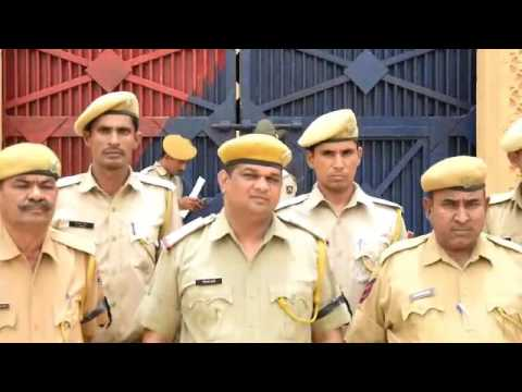 Strike  on jaisalmer jail servent