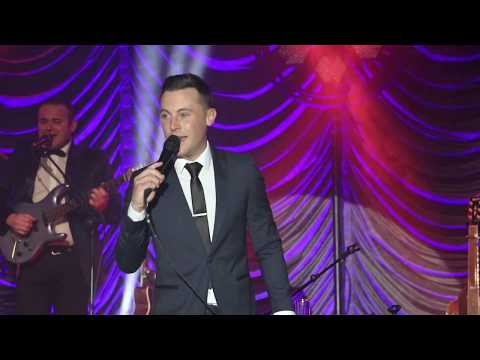 Nathan Carter & Band, Blackpool 2018 - When will I be loved, Live