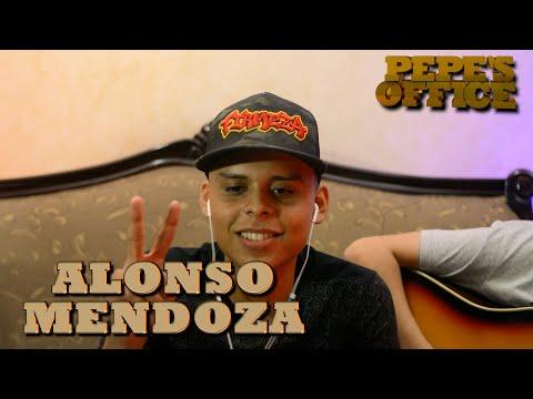 Alonso Mendoza llega con certificado en las calles - Pepe's Office