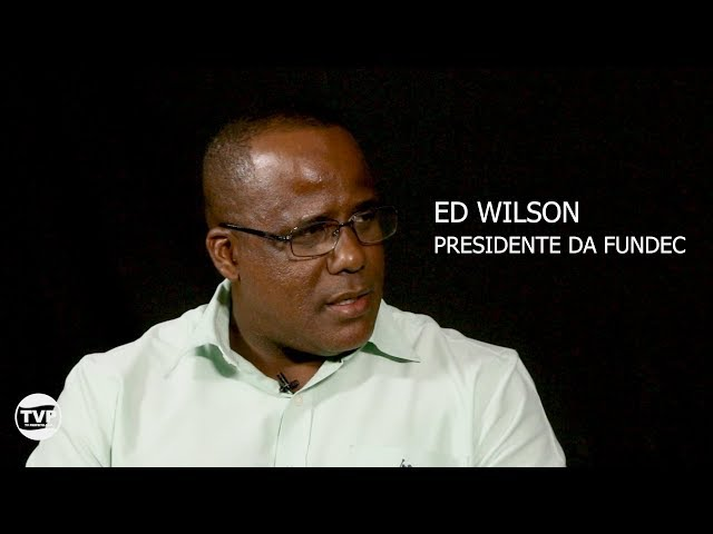 PROGRAMA CENÁRIO POLÍTICO ENTREVISTA PRESIDENTE DA FUNDEC, ED WILSON