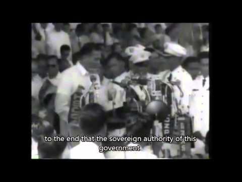 Ramon Magsaysay Inaugural Address Excerpt (1953)