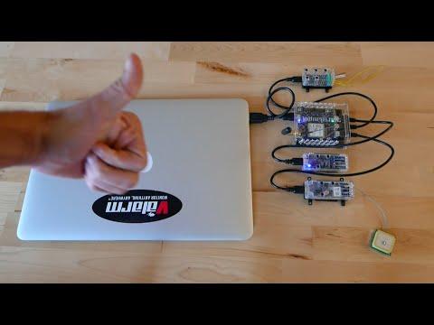Industrial IoT Applications - Tools.Valarm.net Yocto-API Sensor Hubs - Internet of Things AirQuality