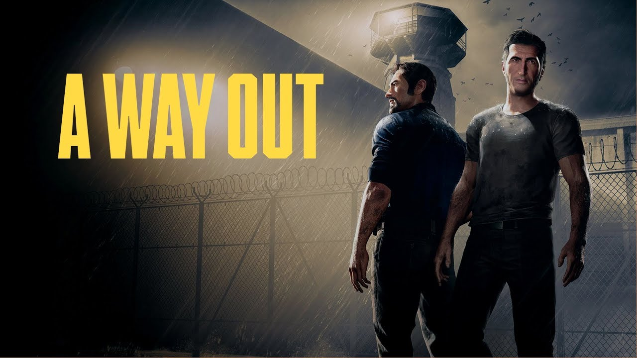A WAY OUT WITH CHINGA GAMING 😂 l MULTIPLAYER STORY MODE