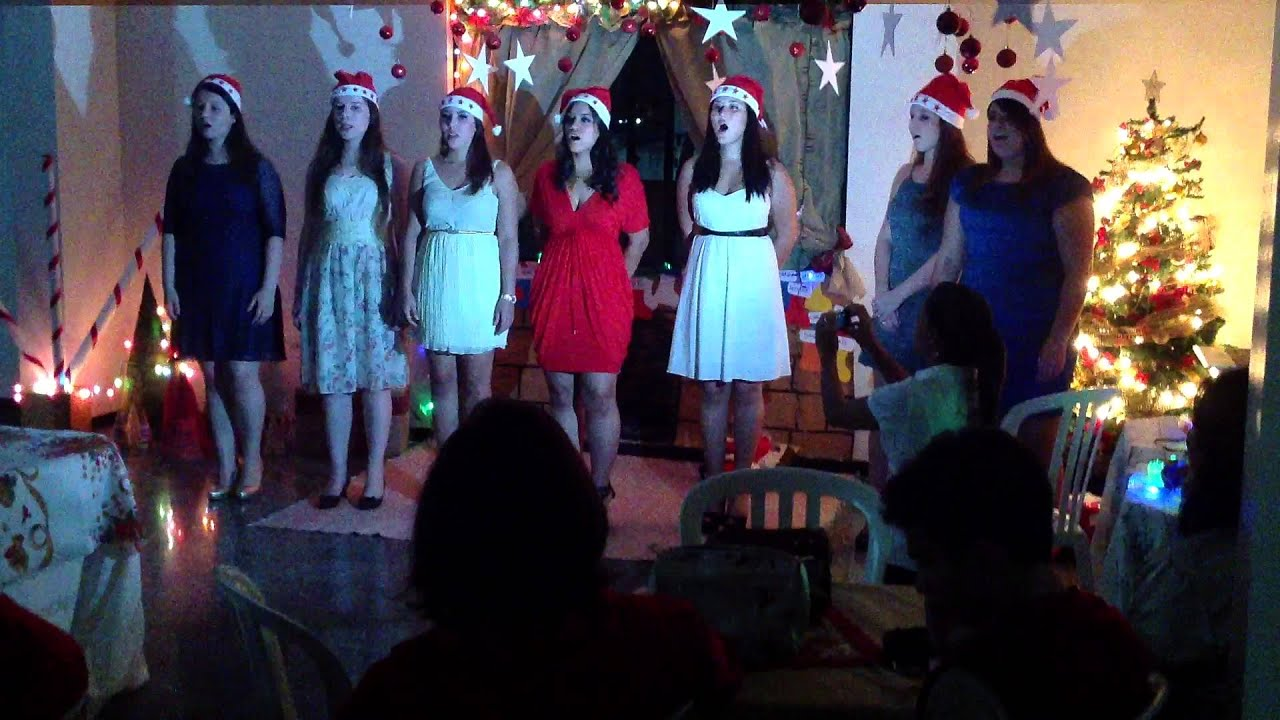 Liria Christmas Songs (Acapella) - YouTube
