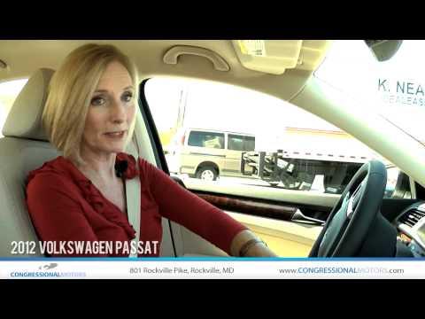 2012 Passat Test Drive - 72 HR Challenge - Silver Spring, MD