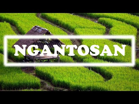 [NGANTOSAN] SUNDANESE INSTRUMENTALIA   DEGUNG SUNDA   INDONESIAN TRADITIONAL MUSIC