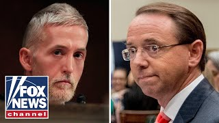 Gowdy to Rosenstein on Russia probe: \'Finish it the hell up\'