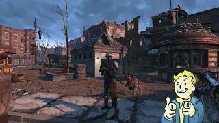 Fallout 4 Поручения Братства Стали и Пропавший патруль PS4