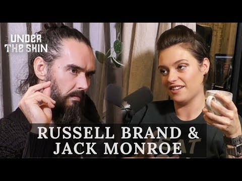 Hate Figures - What Are They Good For? Russell Brand & Jack Monroe