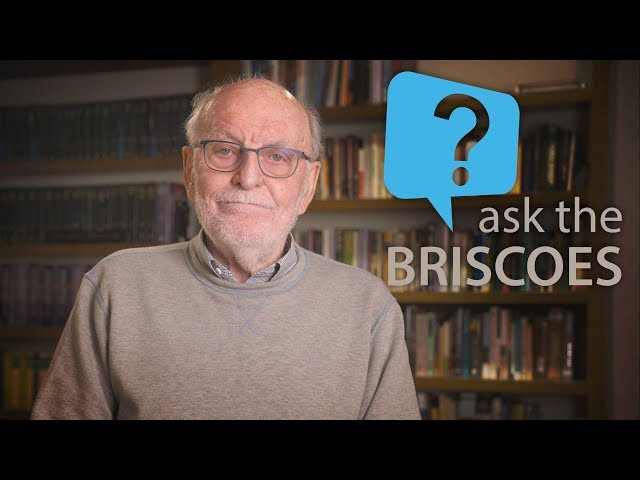 Should I Be Afraid of Judgment Day?   Ask the Briscoes