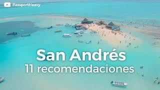 Isla San Andrés - 11 RECOMENDACIONES para visitar una de las islas más bellas de Colombia