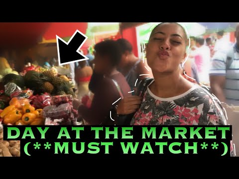 Day At The Seychelles 🇸🇨 Market (**must Watch **)