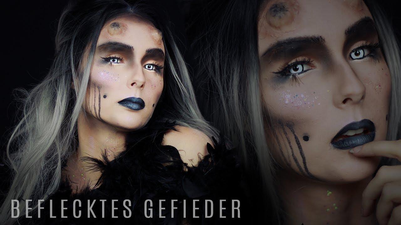 Gefallener Engel Sfx Makeup Tutorial Youtube