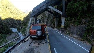 Geoffs Highway View :   Arthurs Pass to Otira