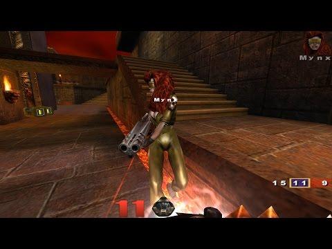 Quake III Arena - Walkthrough - Nightmare - Tier 1 |