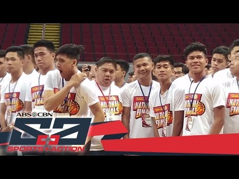 Dolores High School's journey from Eastern Samar to the NBTC National Finals