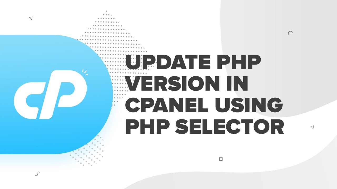 How To Update PHP Version In cPanel Using PHP Selector | Video Tutorial | ResellerClub