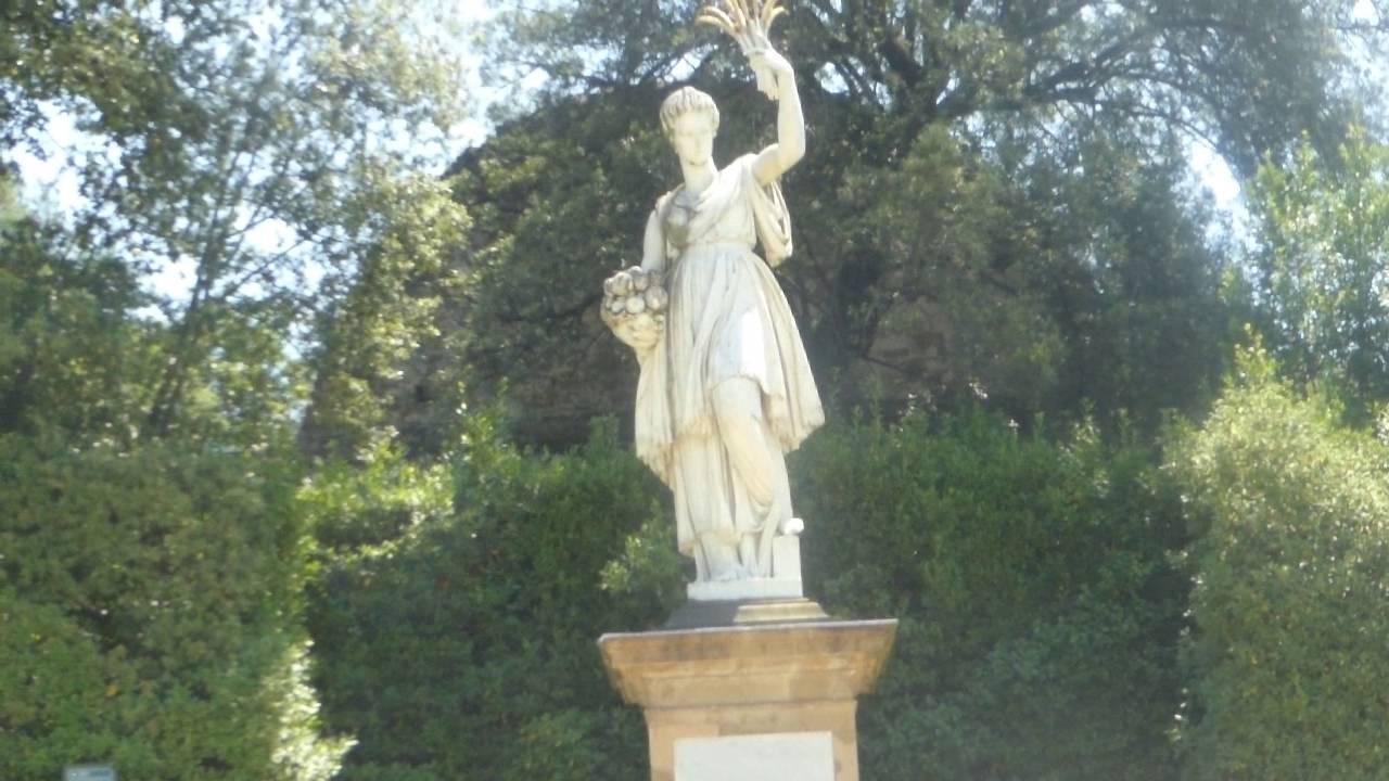 Secrets of Italian Garden Design - YouTube