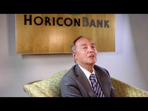Horicon Bank Original Fred F Schwertfeger