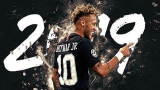 【圧巻の技術で魅せまくる】ネイマール 2019 スキル&ゴール Neymar 1080i
