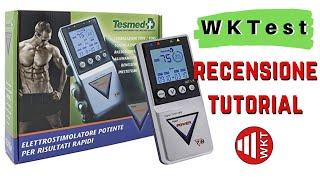 RECENSIONE TESMED MAX 7.8 POWER, ELETTROSTIMOLATORE