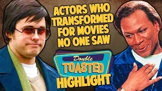 GREAT ACTOR TRANSFORMATIONS IN MOVIES YOU'VE NEVER SEEN - Double Toasted