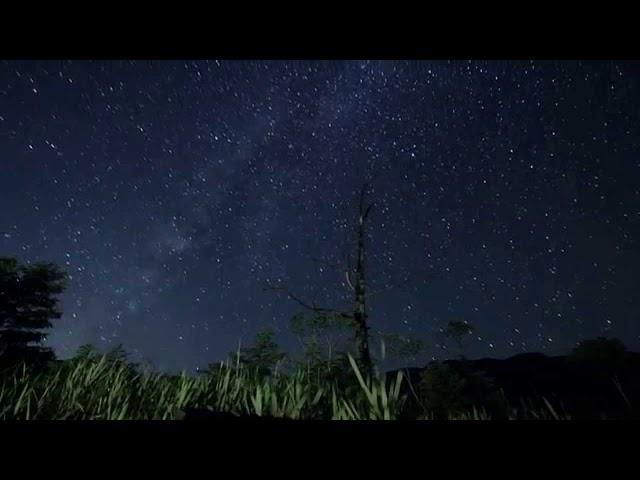 Serenity Under Starlit Skies