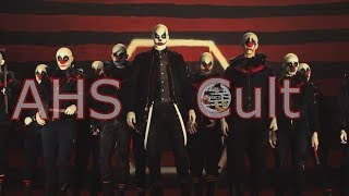 American Horror Story: Cult Edit I These are the Lies - The Cab I (HD-720p)
