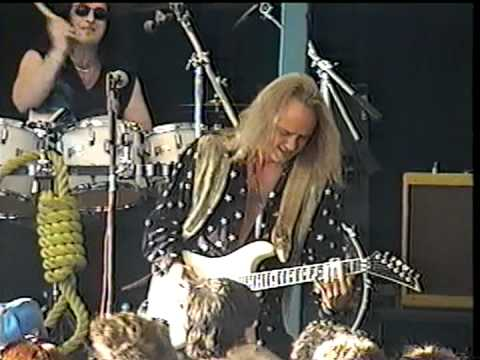 BLACKFOOT  Sittin On Top Of The World Live  Atlanta  5-7-95