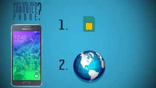 How to Unlock Samsung Galaxy Alpha AT&T, O2, EE, Rogers, Bell, T-Mobile & more?